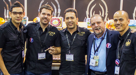 New executive team at the IPCPR 2013