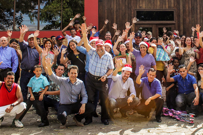 joya de nicaragua holidays 2014