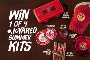 JOYA RED summer packs inside