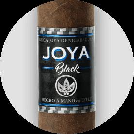 joya black thumb logo