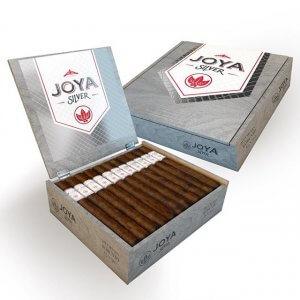 JDN Joya Silver Box