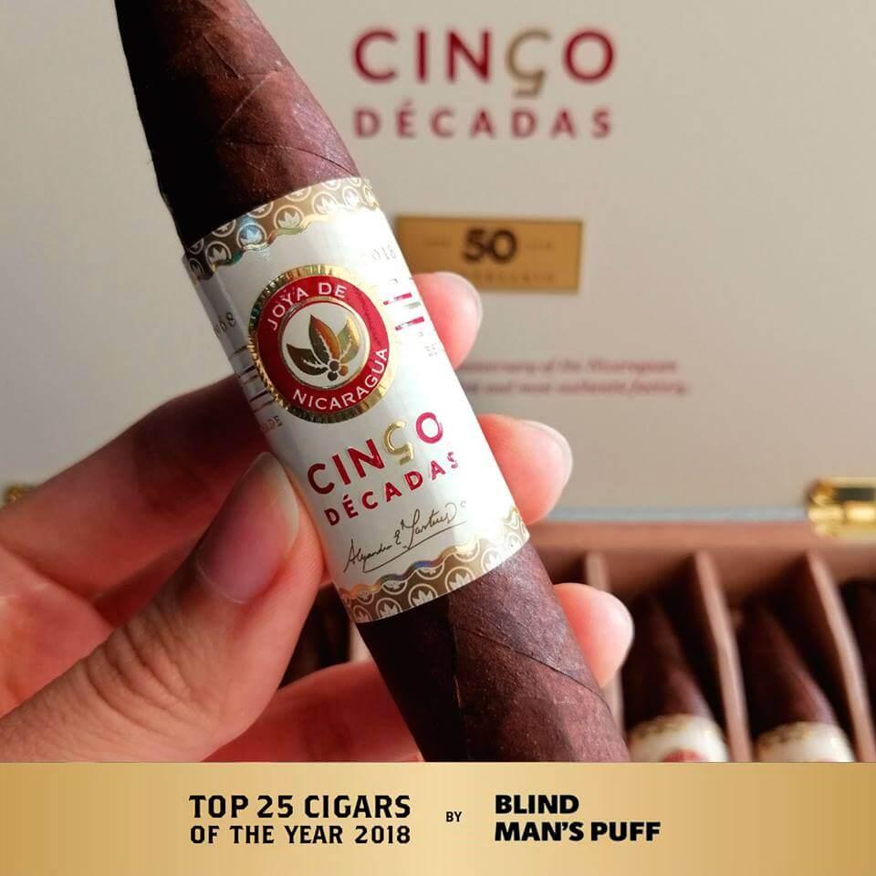 cinco_decadas_review_joya_de_nicaragua_2