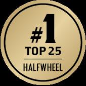 Numero Uno Halfwheel