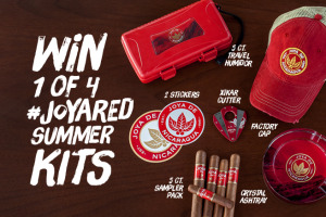 JOYA RED summer packs inside