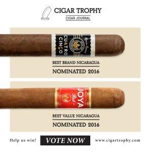 cigar trophy
