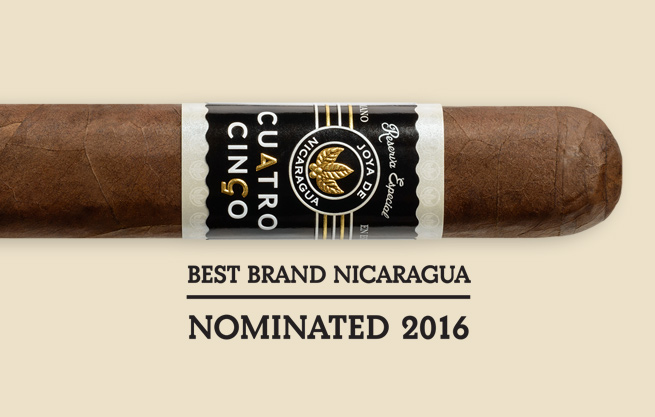 cigar trophy cuatro cinco
