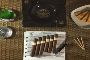 joya cigar tasting