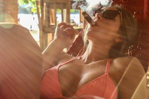 cigar vixen niaragua is hot granada 2 of 6