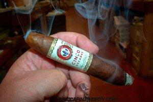 CigarAuthority Joya De Nicaragua Cinco Decadas review