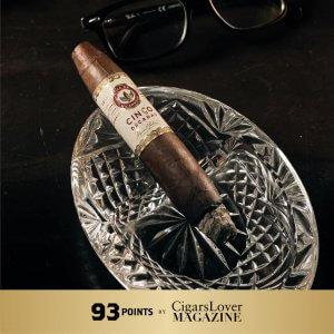 CigarsLoverMagazine Joya De Nicaragua Cinco Decadas review