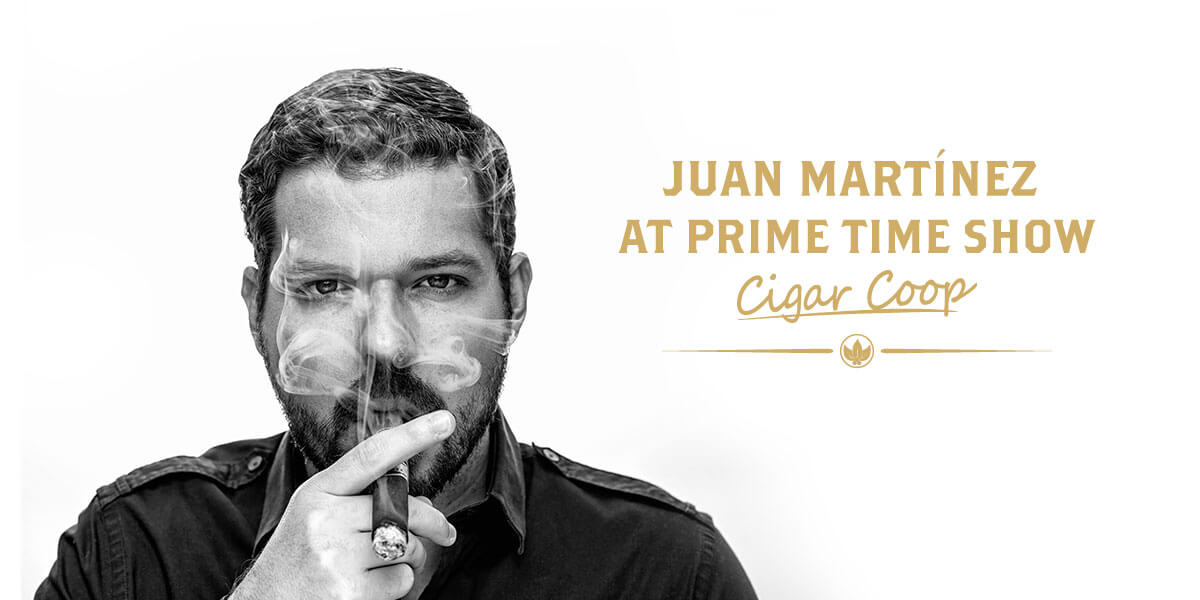 Juan Martinez Prime Interview Cigar Coop