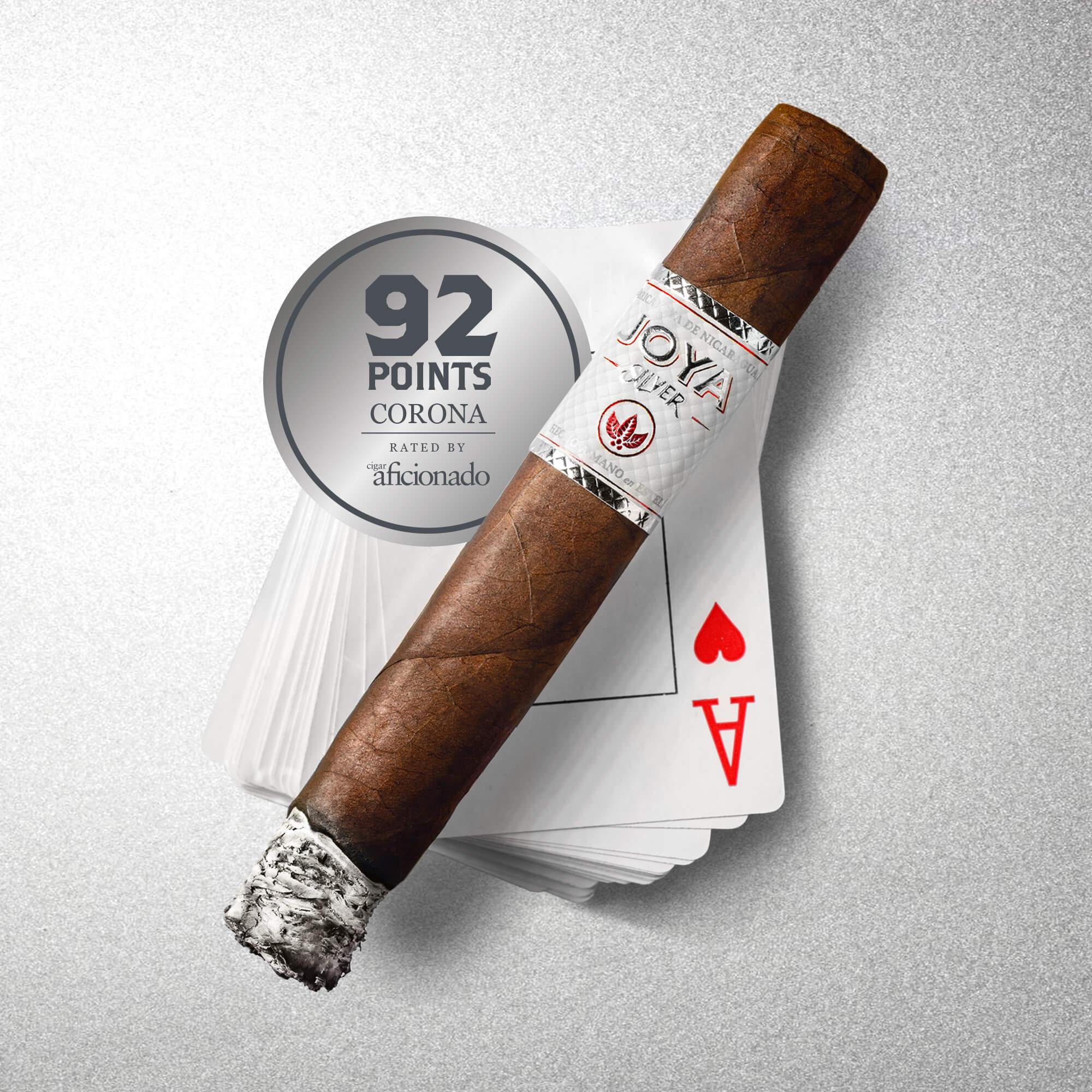 Cigar Aficionado Joya Silver