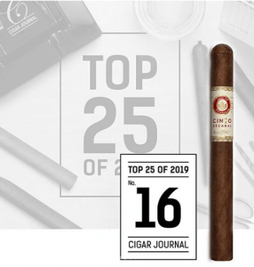 cinco_decadas_general_cigar_journal_top25_best_cigars_2019