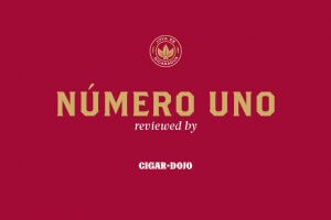 Numero Uno reviewed by Cigar Dojo