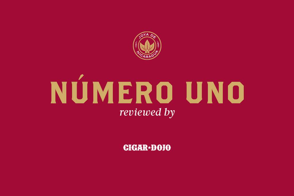 Numero Uno reviewed by Cigar Dojo