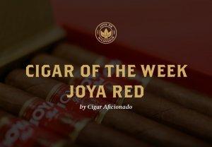 cigar of the week - joya red