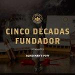 Cigar Review Cinco Decadas Fundador