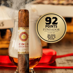 Cigar Review Cinco Décadas